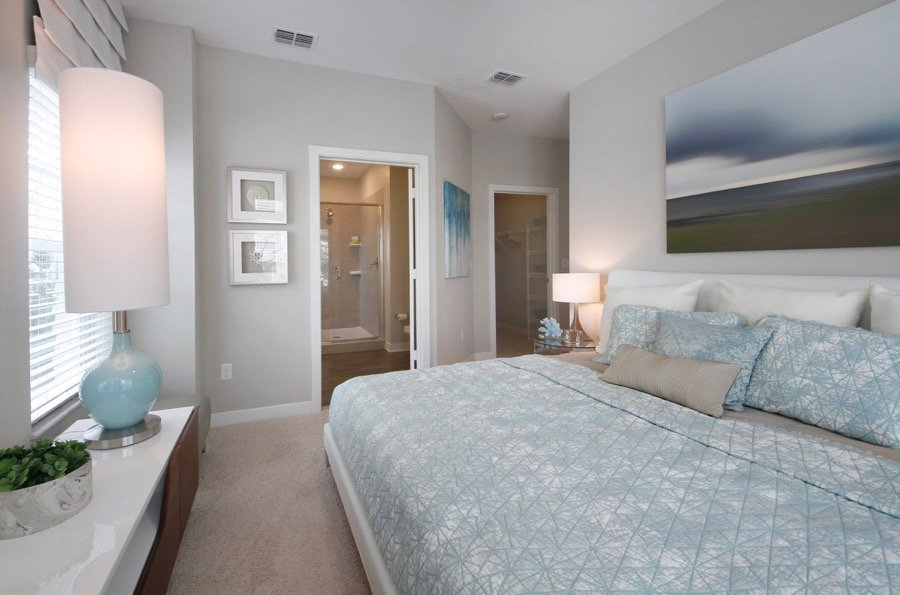 Marquis Coral Springs Apartment Bedroom